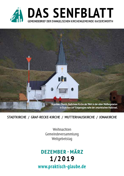 Gemeindebrief 1/2019