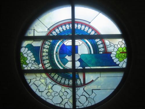 Fenster der Jonakirche