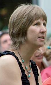 Pfarrerin Ute Kaufmann